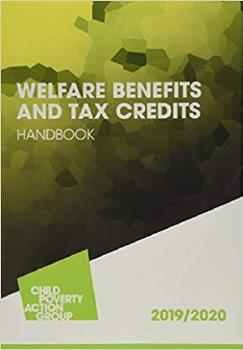 Description: Welfare Benefits and Tax Credits Handbook 2019/20