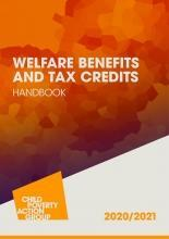 Description: Welfare Benefits and Tax Credits Handbook 2020/21
