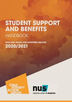 Description: Student support and benefits handbook 2020/21