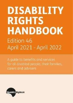 Description: Disability Rights Handbook - 2021-2022